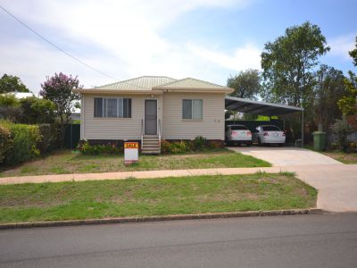 Property in South Toowoomba - $279,000