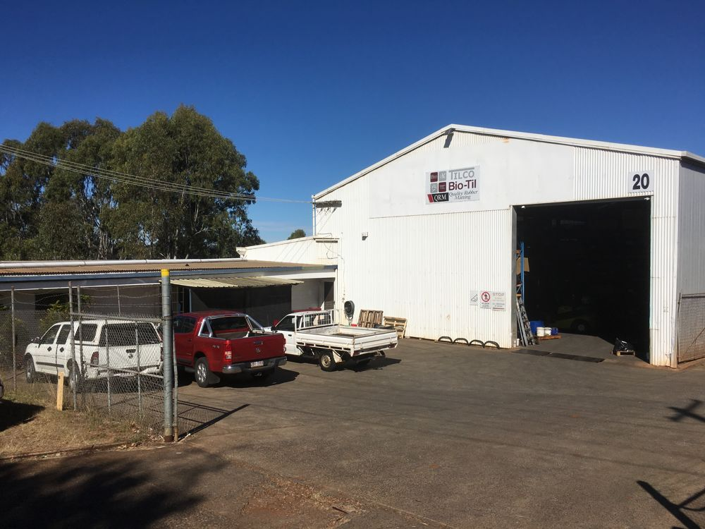 Property in North Toowoomba - $90,000 pa + GST plus outgoings