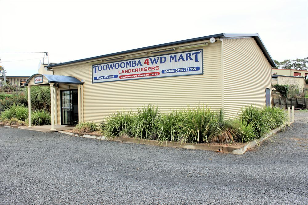 Property in Toowoomba - $34,320 pa + GST & outgoings