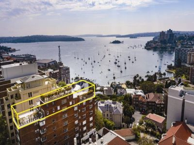 Property in Potts Point - Contact Agent
