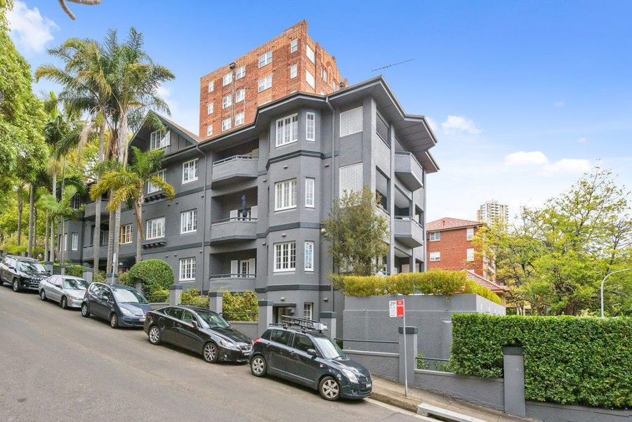 Property in Double Bay - FORTHCOMING AUCTION
