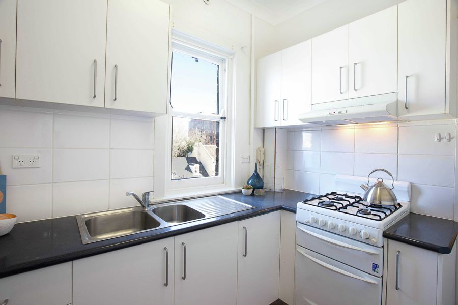 Open for inspection in Potts Point
