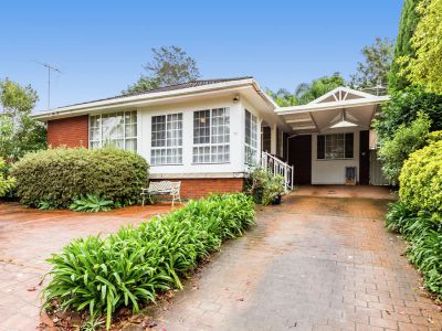 Property in Castle Hill - Sold for $1,165,000