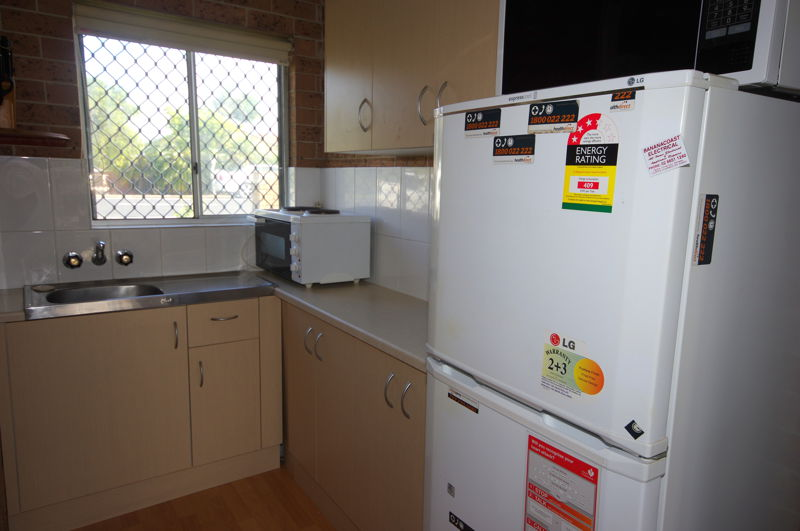 Open for inspection in Sawtell