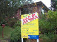 SOLD AT AUCTION BY CAPITAL ONE REAL ESTATE