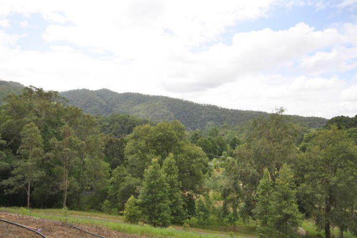 Open for inspection in Eungella