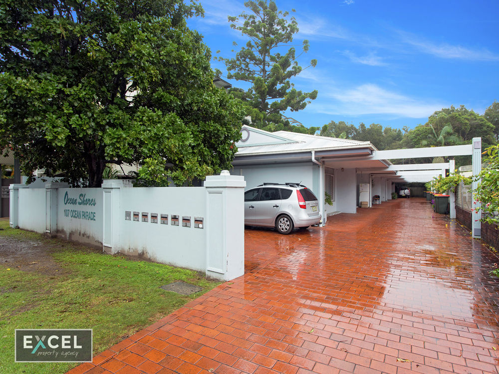 1/107 Ocean Parade, Coffs Harbour, NSW 2450