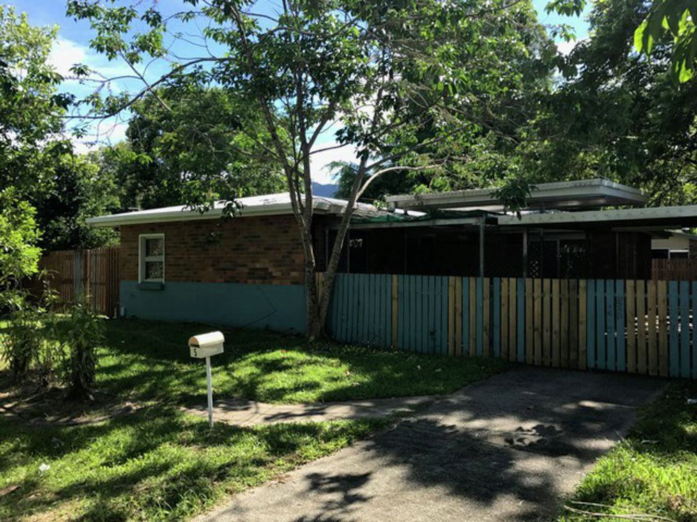 Property in Mooroobool - Sold for $180,000