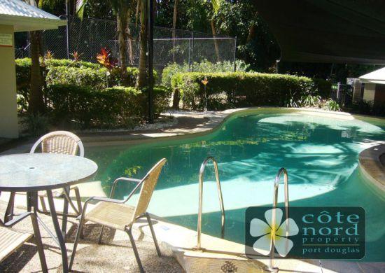 Second resort swimming pool