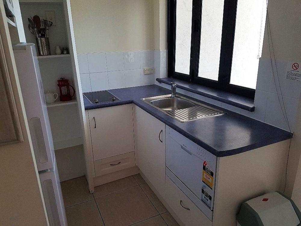 Refurbished kitchen and new dishwasher