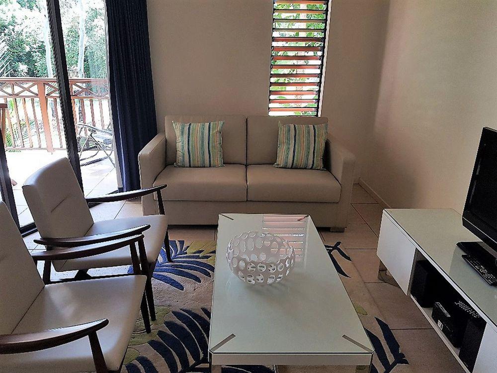 Appealing lounge area