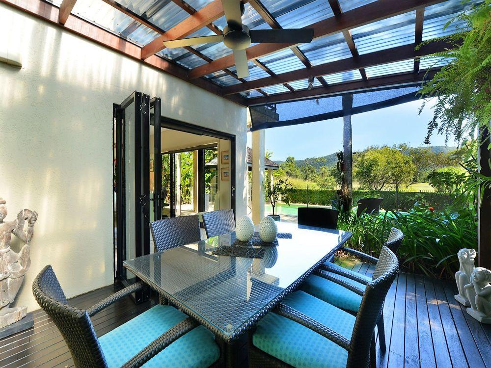 A stylish Port Douglas residence