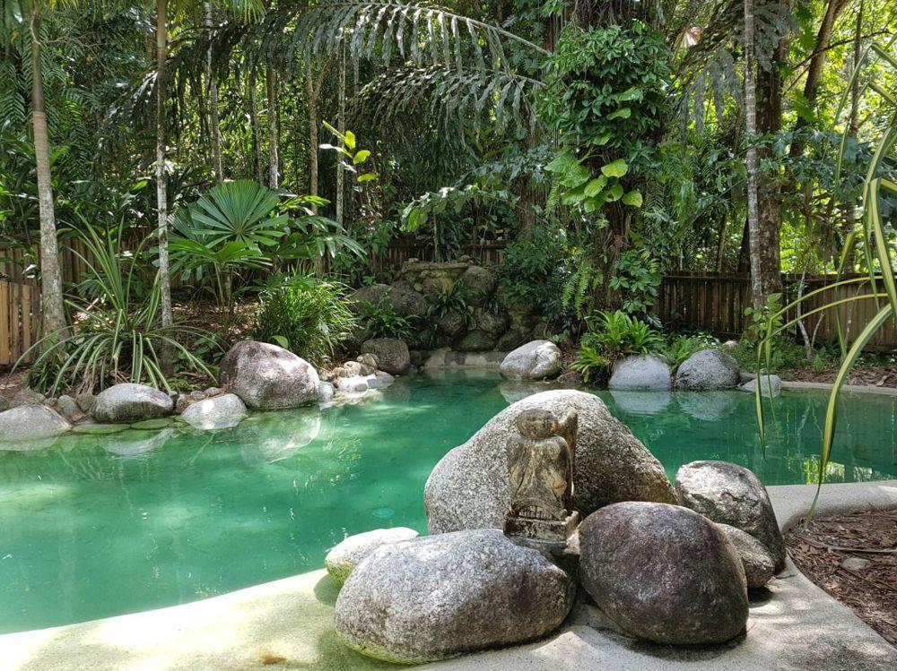 Delightful private swimming pool