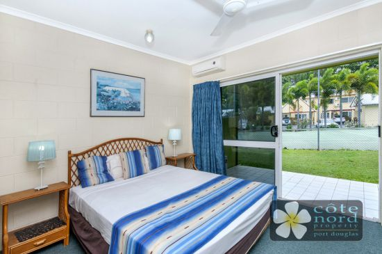 Main bedroom airconditioned and with terrace