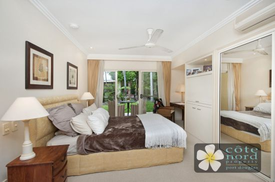 One bedroom studio section of this dualkey apartme