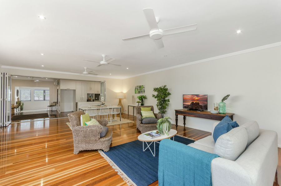 Open for inspection in Rowes Bay