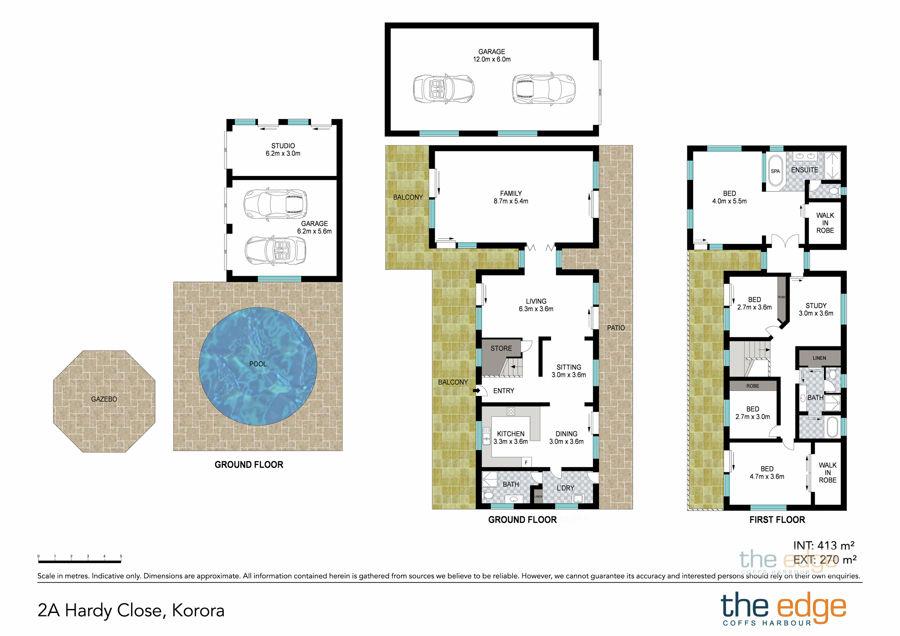 Real Estate in Korora