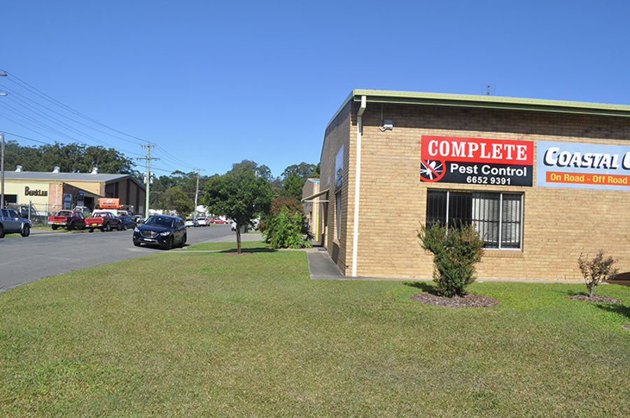 Open for inspection in Coffs Harbour