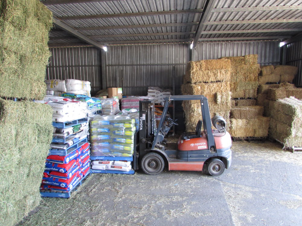 OXLEY RURAL SUPPLIES
