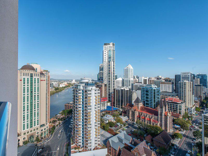 Property in Brisbane City - $475,000
