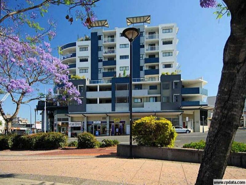 Property in Woolloongabba - Leased