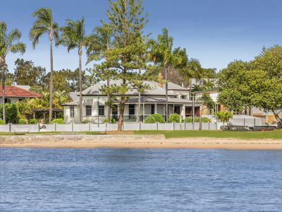 Property in Wynnum - Sold for $2,500,000