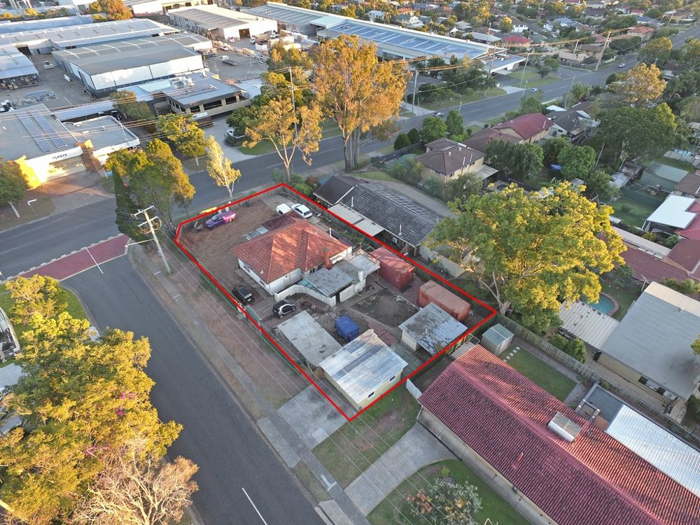 Open for inspection in Sunnybank Hills