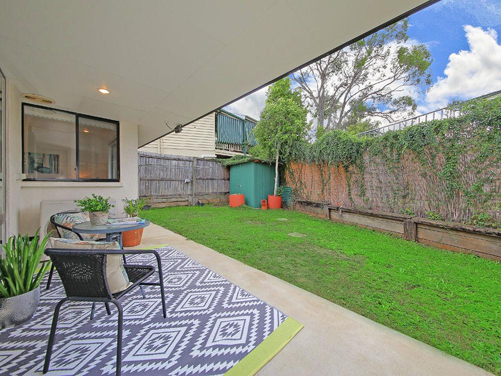 Patio/backyard