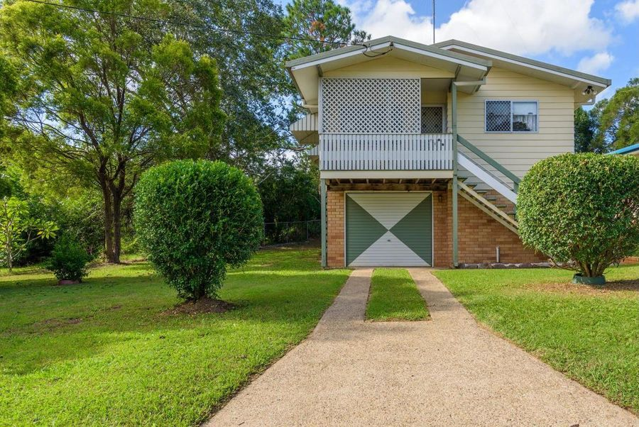 AFFORDABLE HOME IN THE HEART OF GYMPIE