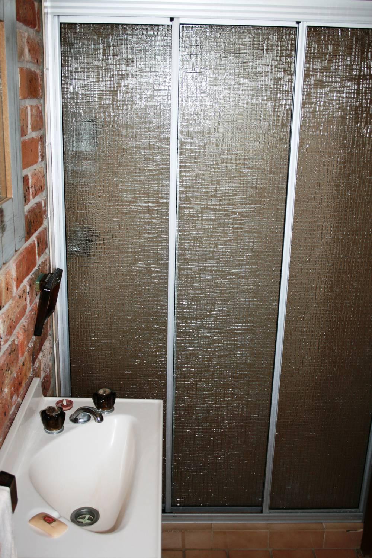 Third Shower & Toilet