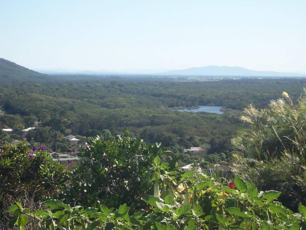 Lagoon & Mountain View