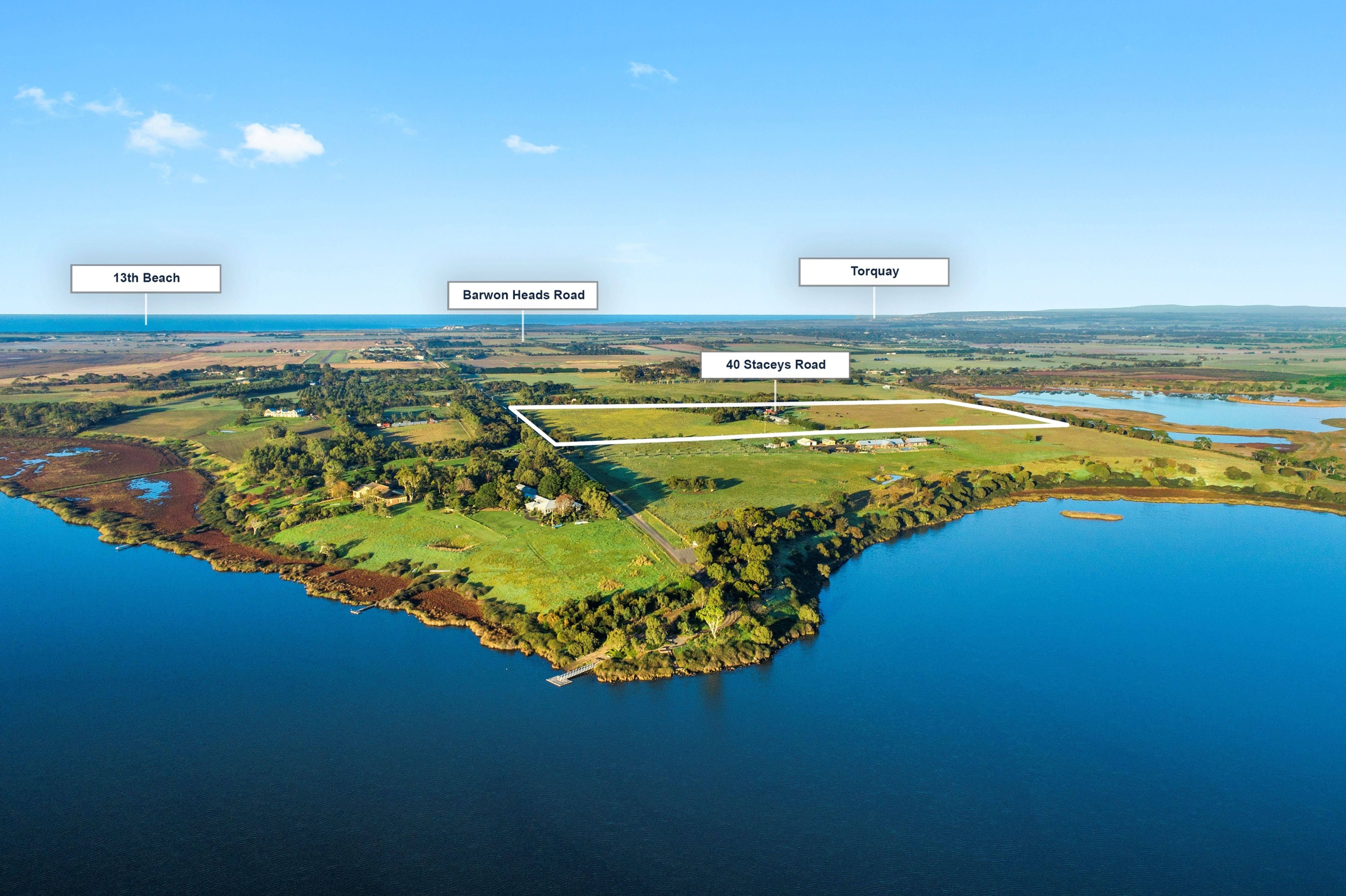 LAKESIDE LUXURY AT KANANDAH 13.41HA  33.14 ACRES APPROX.